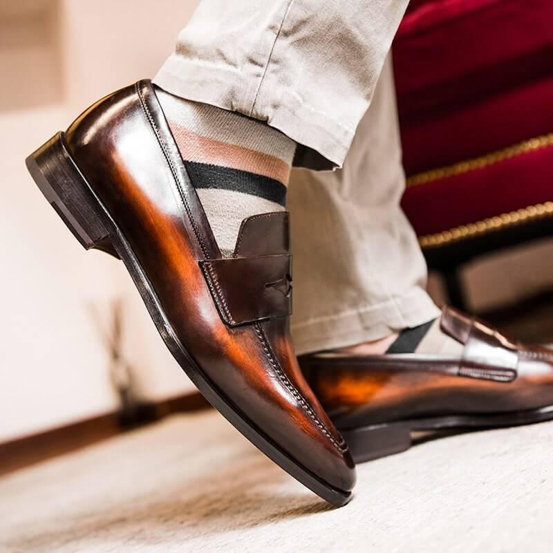 أحذية رجالية